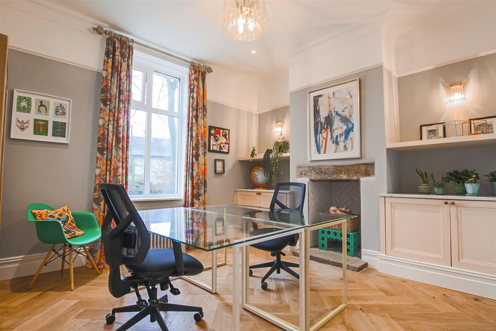 5 Bedroom Detached House For Sale - Office / Reception Room 2